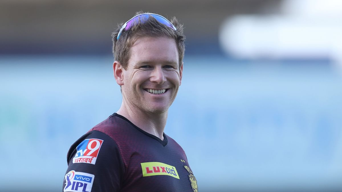 "<div class=""paragraphs""><p>IPL 2021: Eoin Morgan's KKR are playing Rajasthan Royals</p></div>"