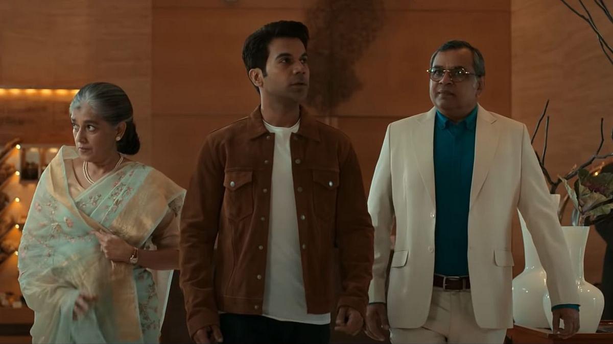 Hum Do Hamare Do Trailer: Rajkummar Rao's Adopts Parents in a Comedy or Errors