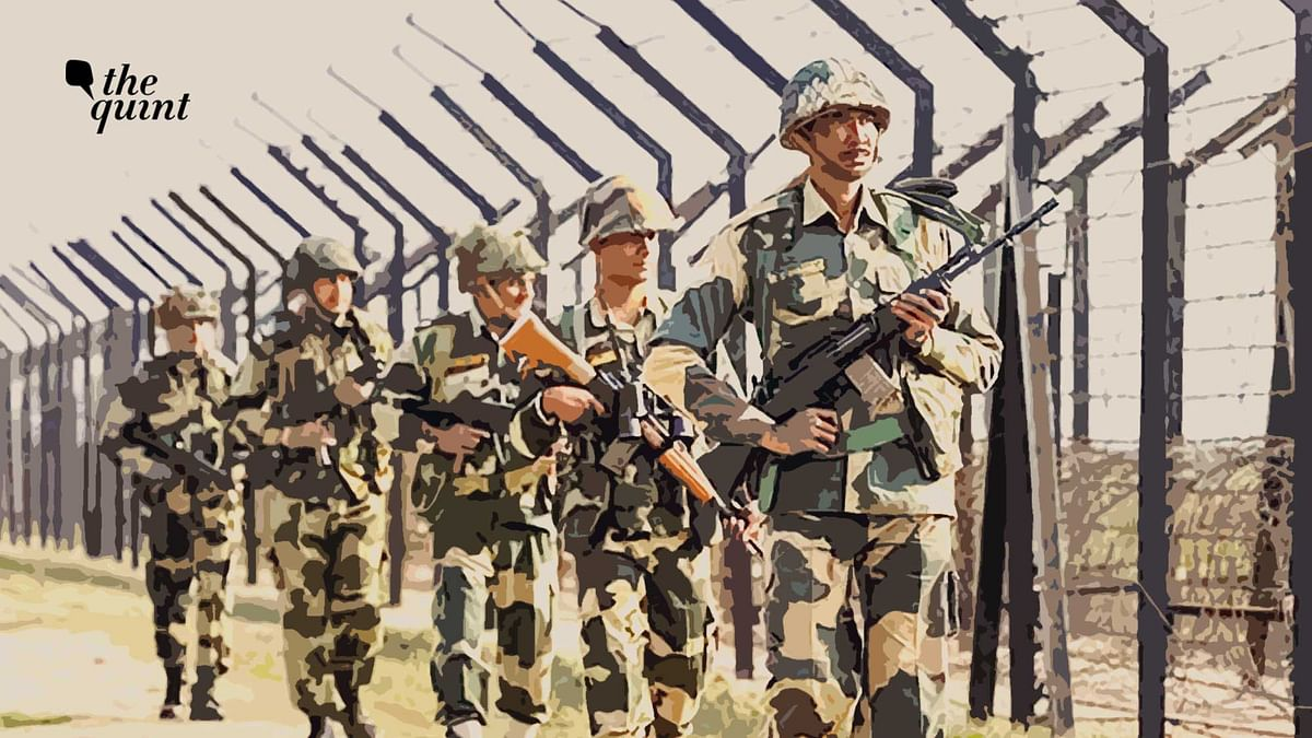 """<div class=""""paragraphs""""><p>The Ministry of Home Affairs, vide its notification dated 11 October 2021, has amended the powers of Border Security Force (BSF) to carry out search, seizure, and arrest in Gujarat, Punjab, West Bengal, and Assam.</p></div>"""