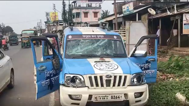 TMC MP Sushmita Dev Allegedly Attacked in Tripura, Claims BJP Behind Incident