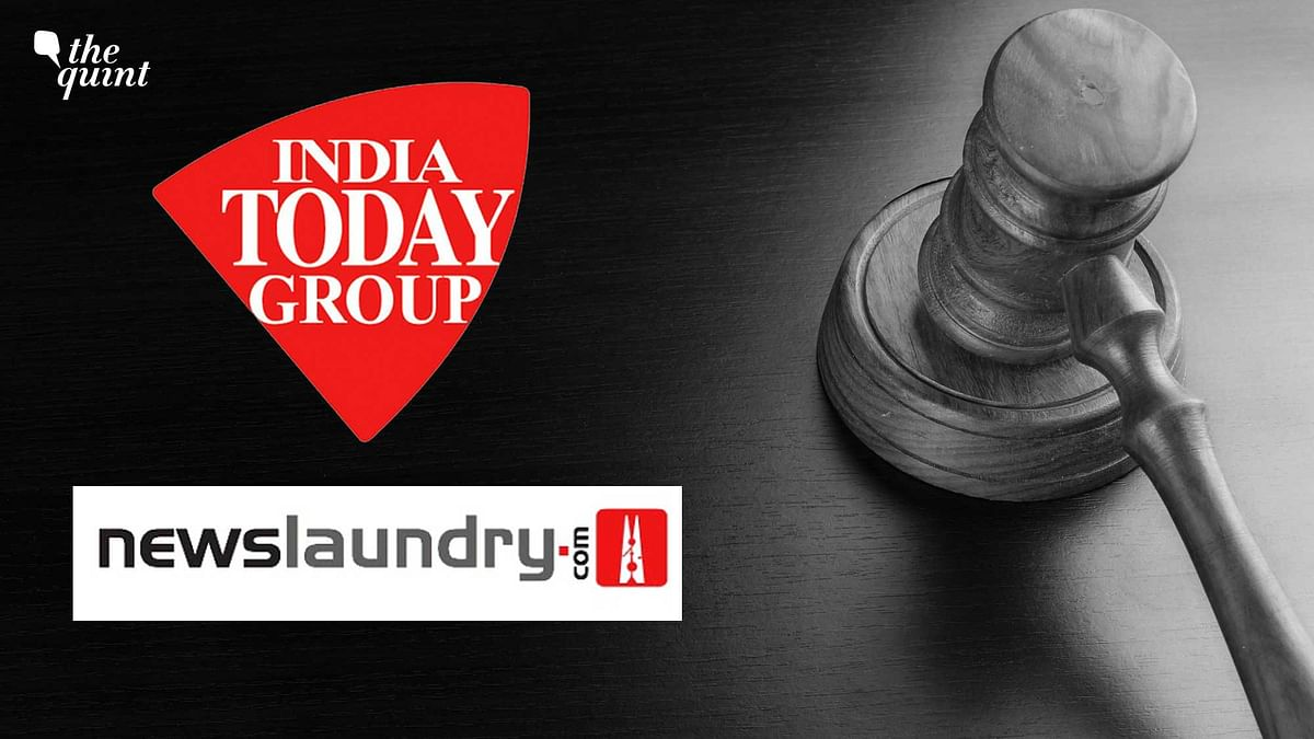 """<div class=""""paragraphs""""><p>The group, which owns India Today, has sued Newslaundry for defamation and copyright infringement.</p></div>"""