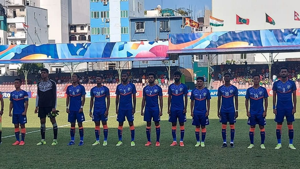 SAFF Championship: India Squander Lead Against Bangladesh; Held to 1-1 Draw