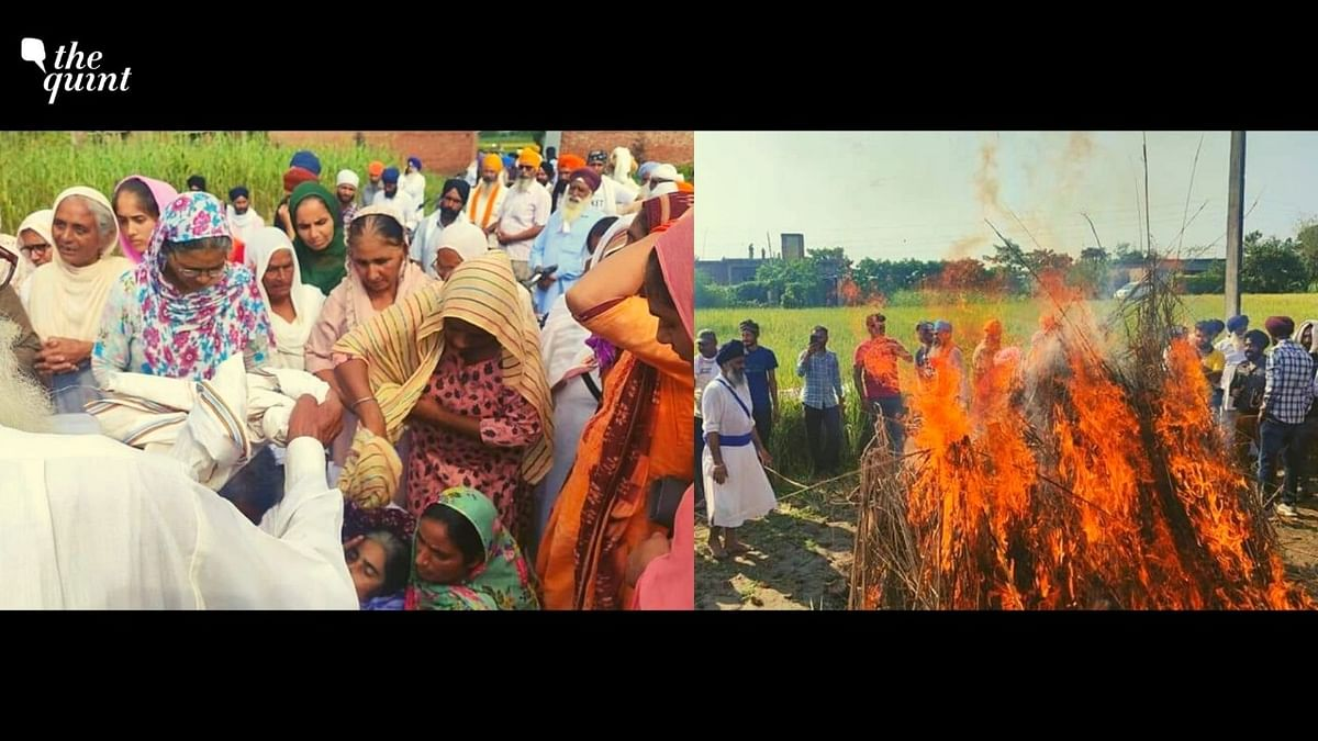 Lakhimpur Unrest | 'Need Justice, Not Help': Slain Farmer Lovepreet's Sister