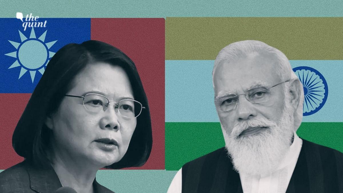 "<div class=""paragraphs""><p> Taiwan&nbsp;President Tsai Ing-wen and  India&nbsp;Prime Minister Narendra Modi.</p></div>"