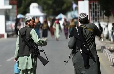 Russia Invites Taliban to Moscow for International Talks on Afghanistan