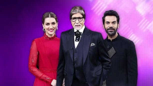 Amitabh Bachchan, Rajkummar Rao Recreate Iconic 'Deewar' Scene on KBC 13