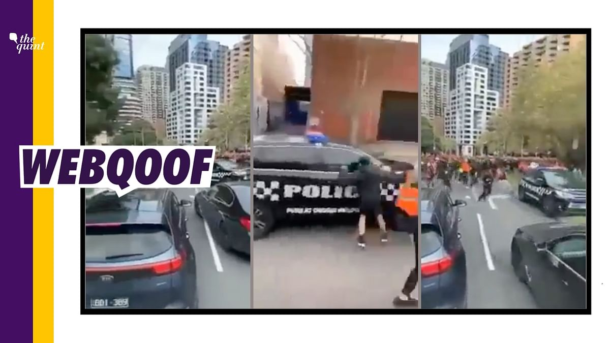 Narendra Modi Chased by Mob During Recent US Visit? No, Video From Australia