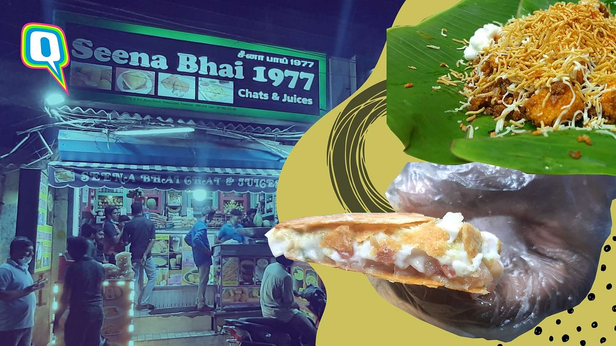 """<div class=""""paragraphs""""><p>The restaurant has over seven branches across the city selling over a hundred varieties of dosas, idlies, chaat, and sweets.</p></div>"""