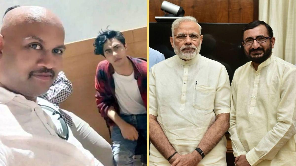 Maha Minister Nawab Malik Alleges BJP Links in Aryan Khan Arrest; NCB Reacts