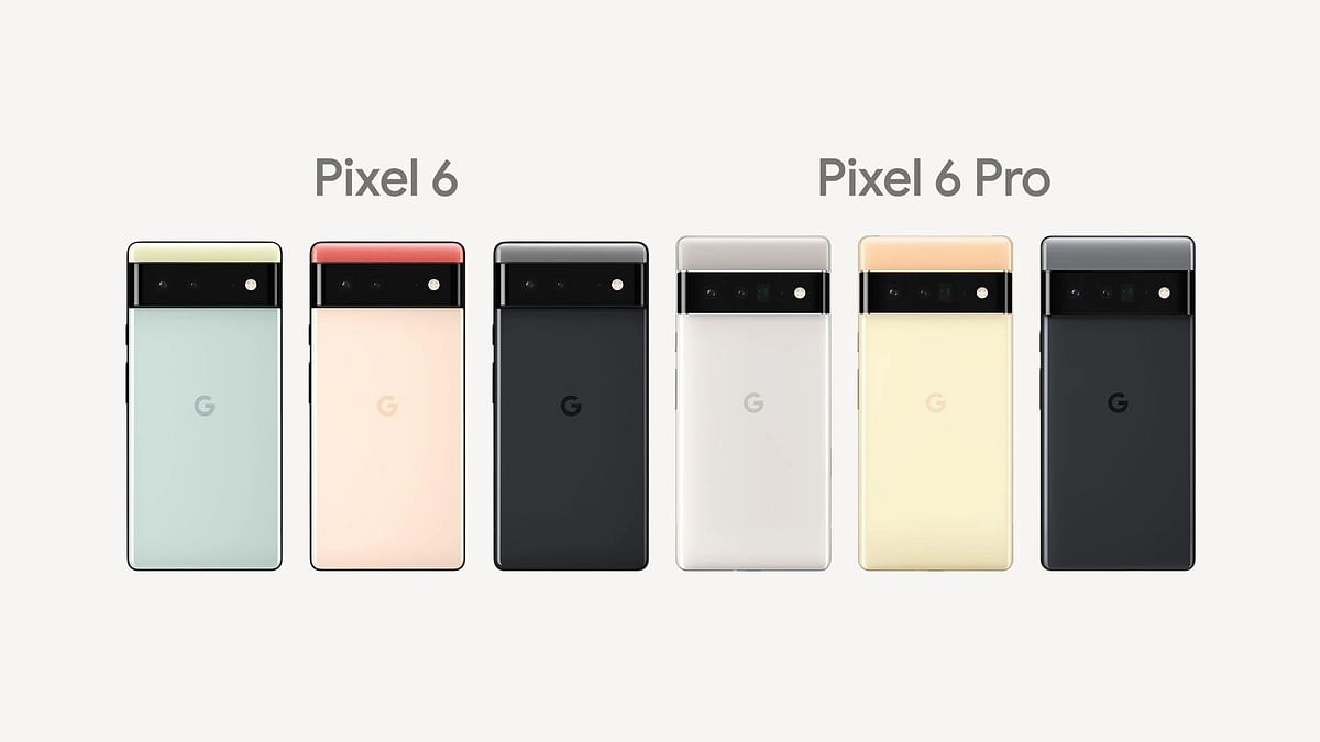 """<div class=""""paragraphs""""><p>Google smartphones Pixel 6 and Pixel 6 Pro were launched by the tech giant on Tuesday, 19 October, at the Google Pixel Fall Launch event that was broadcast live.</p></div>"""