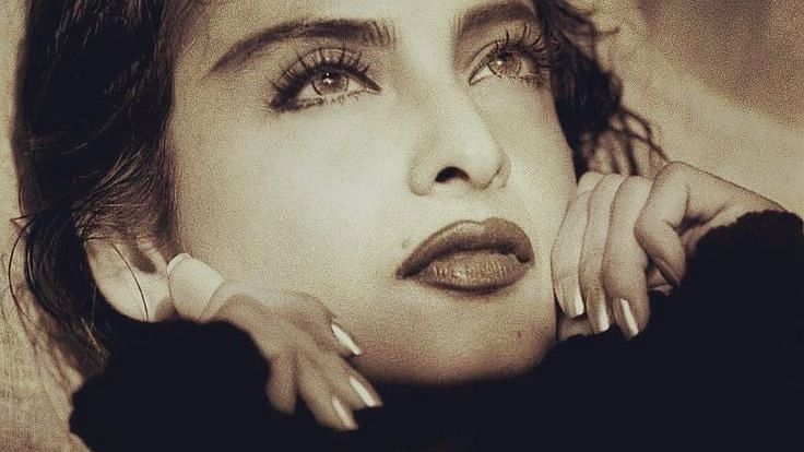 I Won't Adopt a Child: On Rekha's 67th Birthday, Ma'am Re in Her Own Words