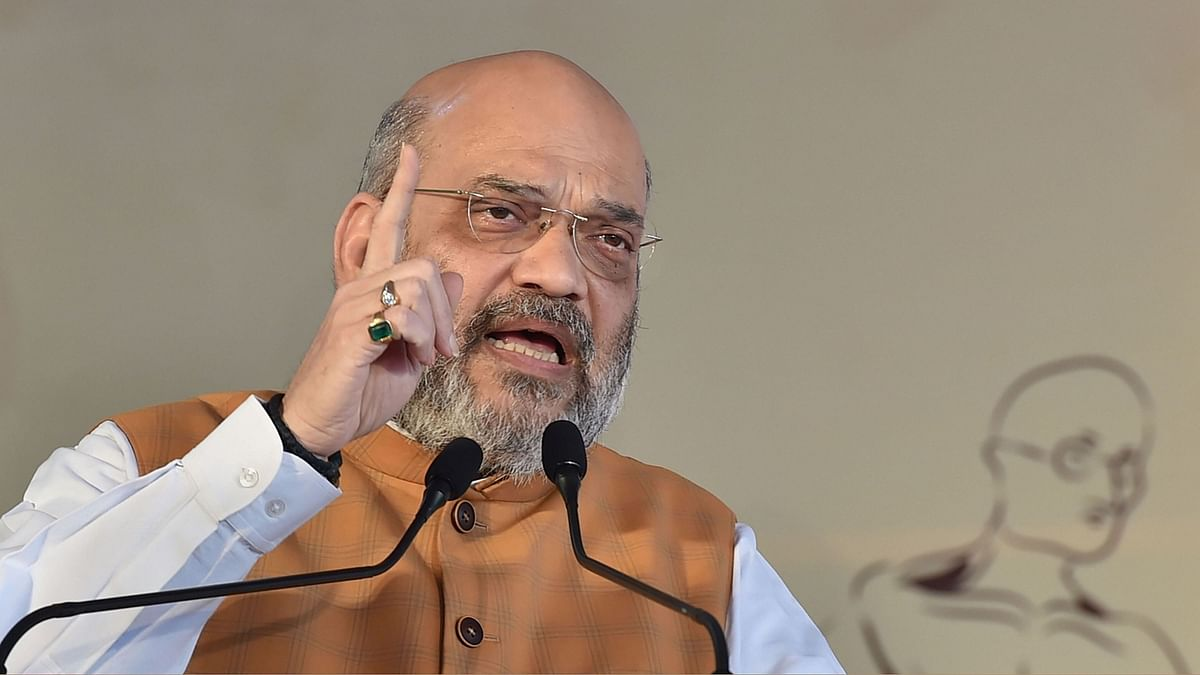 """<div class=""""paragraphs""""><p>Home Minister Amit Shah is on a three day visit to J&amp;K – that is a long time for the HM to spare for any state or Union Territory (UT) considering the range of challenging issues which fall in his lap almost every day.</p></div>"""
