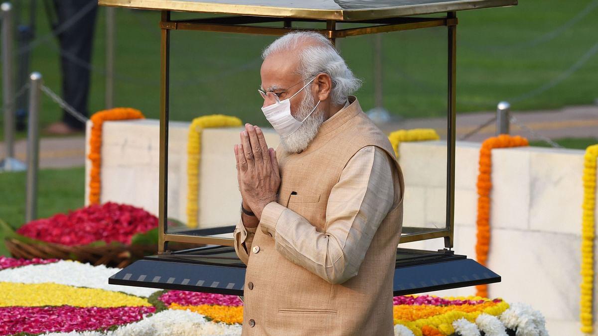 Gandhi Jayanti: PM Modi, President Kovind and Others Pay Tributes