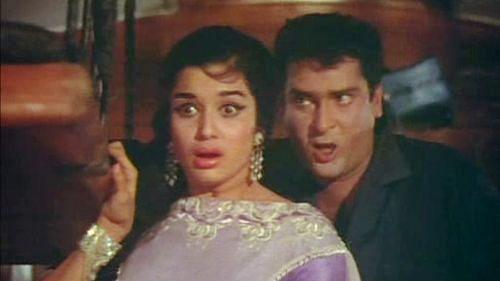 "<div class=""paragraphs""><p>Asha Parekh with Shammi Kapoor.</p></div>"