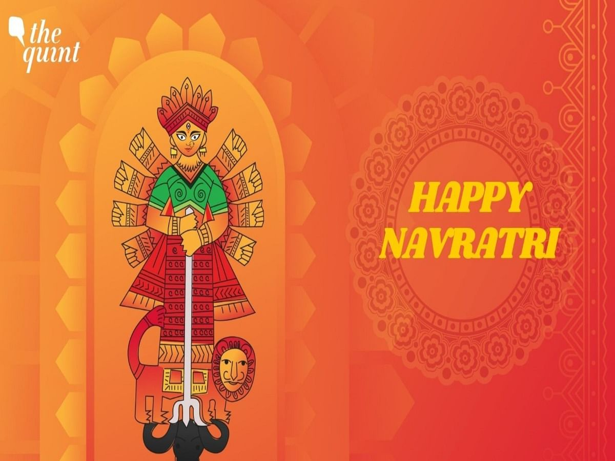 Happy Durga Ashtami 2021: Wishes, Greetings, Images, Messages for Navratri