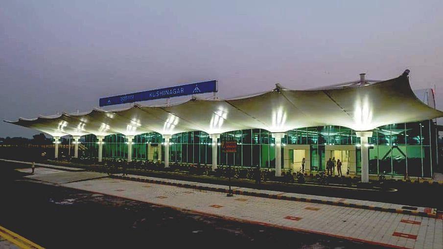 Is UP's Kushinagar Airport a BJP Bid To Woo Both Dalits & Sri Lanka?