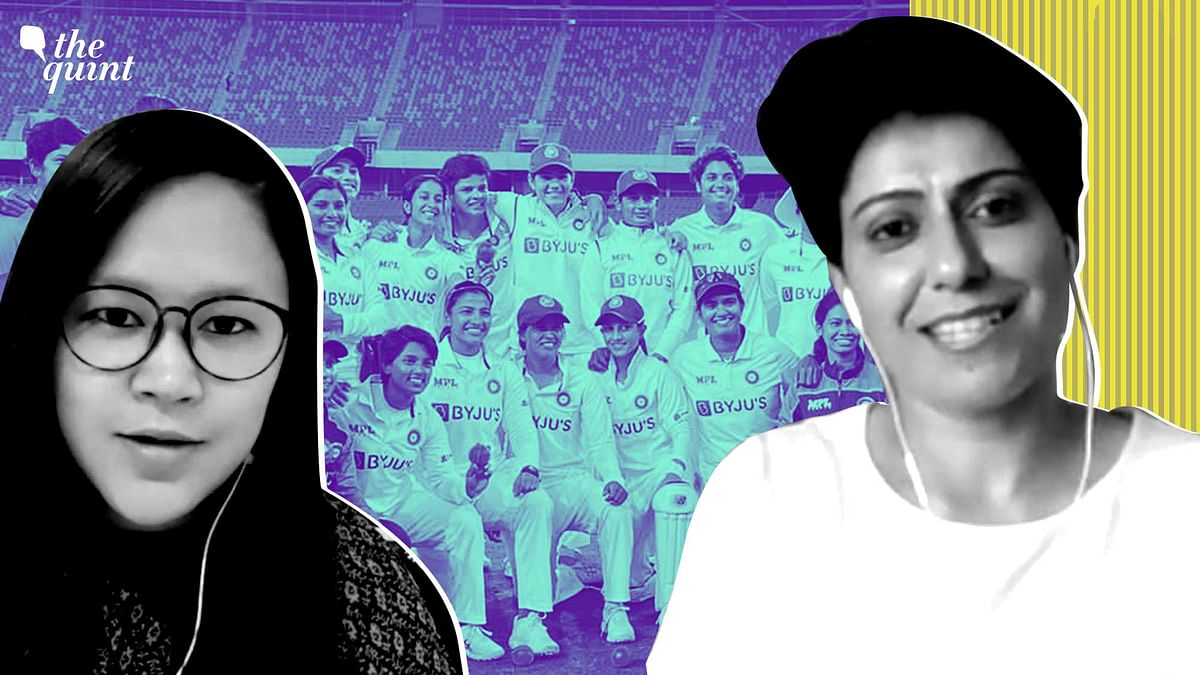 """<div class=""""paragraphs""""><p>Anjum Chopra speaks to The Quint about the Indian women's cricket team's recent Test outing vs Australia.</p></div>"""
