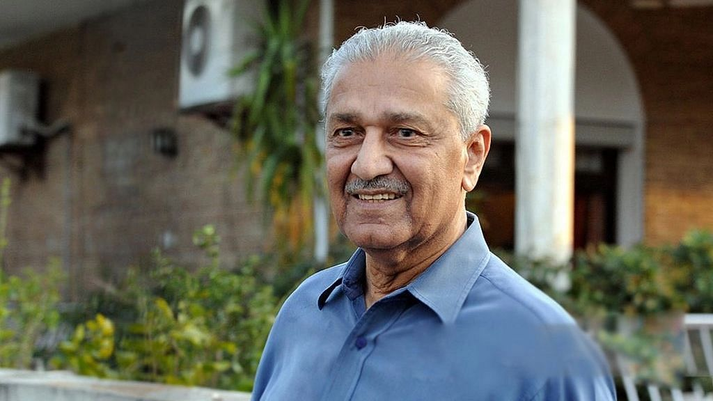 """<div class=""""paragraphs""""><p>Known as the 'father of Pakistan's nuclear bomb', Abdul Qadeer Khan passed away at the age of 85.</p></div>"""
