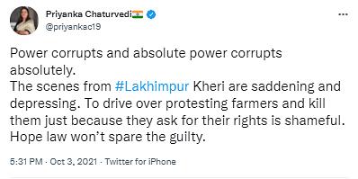 Lakhimpur Kheri: Minister's Son Allegedly Runs Car Over Farmers, 8 Dead