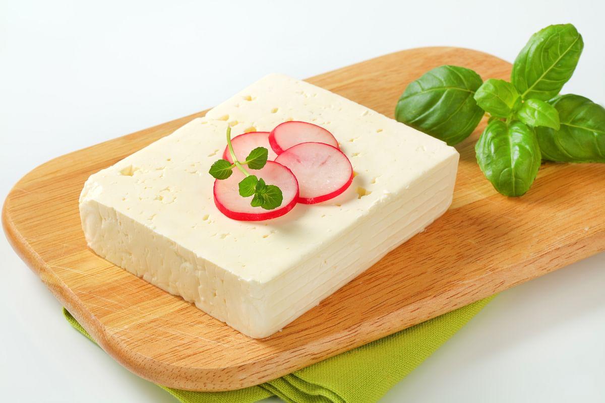 Tofu is high on calcium.