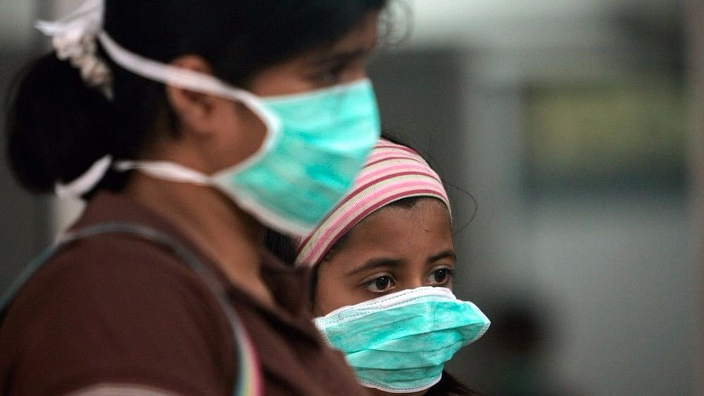 Air pollution in several parts of Delhi is at a critically high level.
