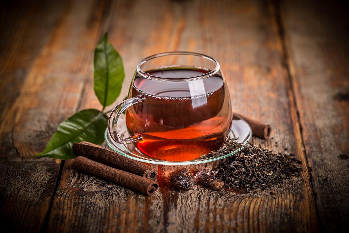 Black tea is as effective in keeping you awake as coffee.