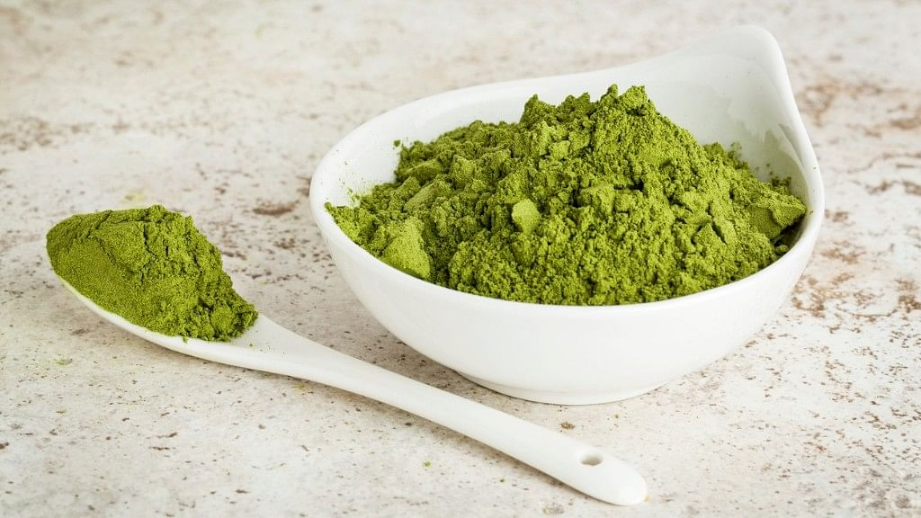 Add moringa powder to your smoothie or cereal, soups, and stews.