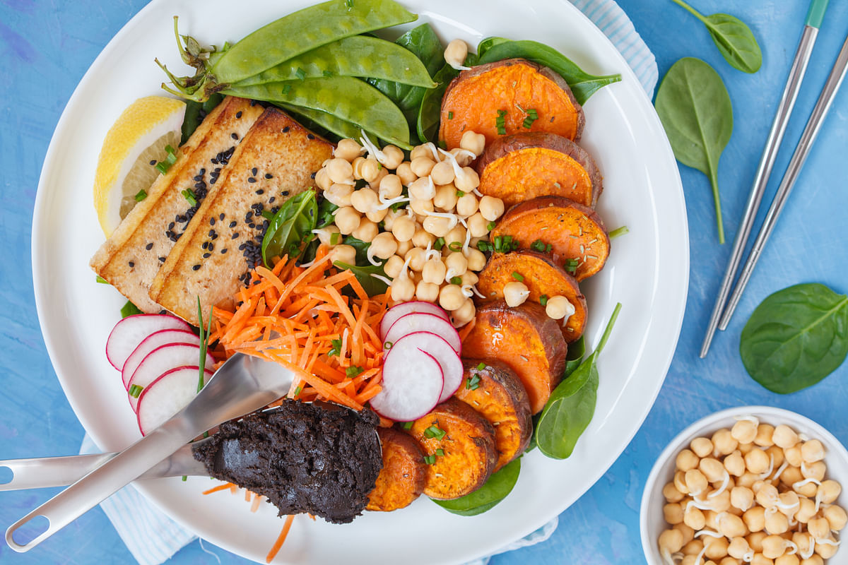 End of 2017 saw Buddha Bowls making an appearance in special festivals.