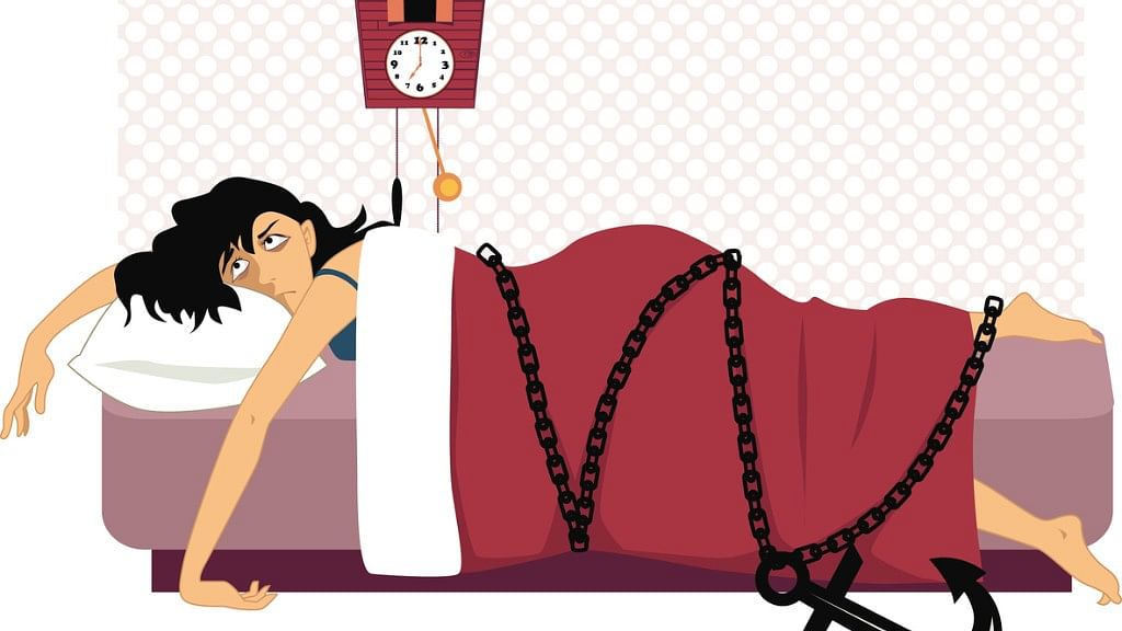 'My Mental Illness Is Making Me Tired': No, That's Not Laziness
