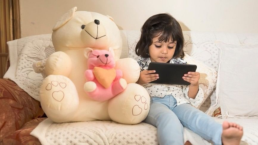 So much screen time, especially for children and teens who are in their formative stages of development, is alarmingly detrimental.