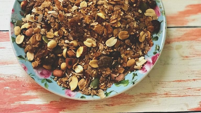 #FITRecipe: Try Our Healthy Loaded Granola Recipe