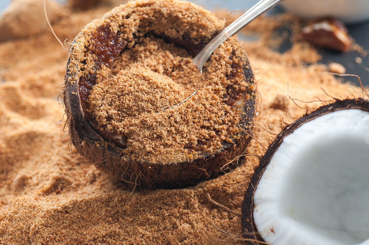 It tastes a lot like caramel, comes in block, paste or granulated form.