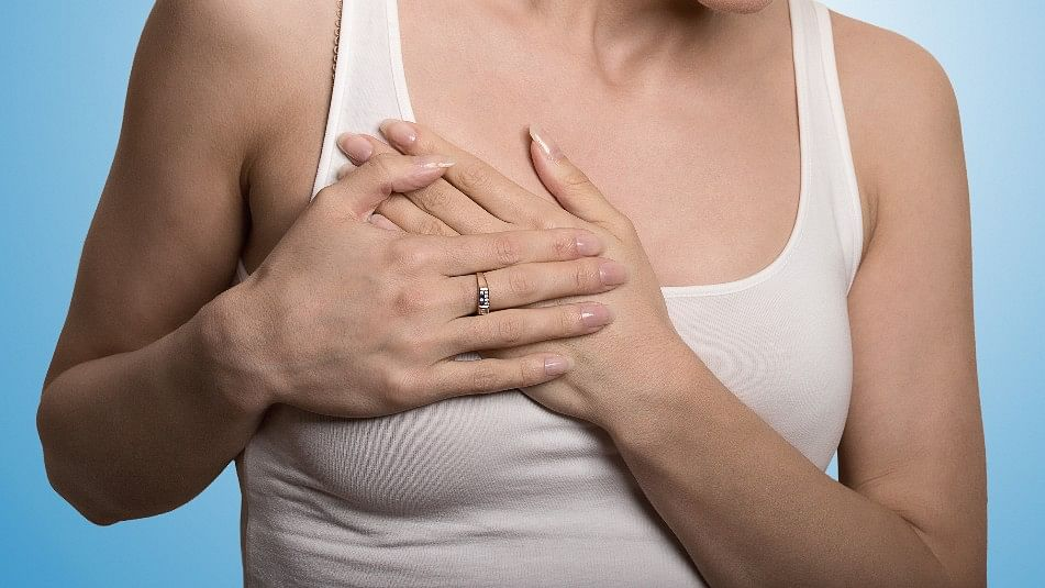 Nipple pain is usually related to age or it could be a hormone related disease.