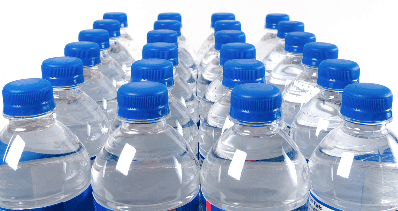 We need to question our dependence on PET bottles for storing (and selling) everything.
