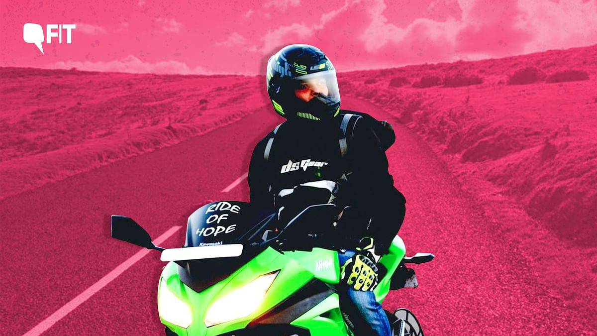 Riding Against Cancer: A Survivor Tells His Story