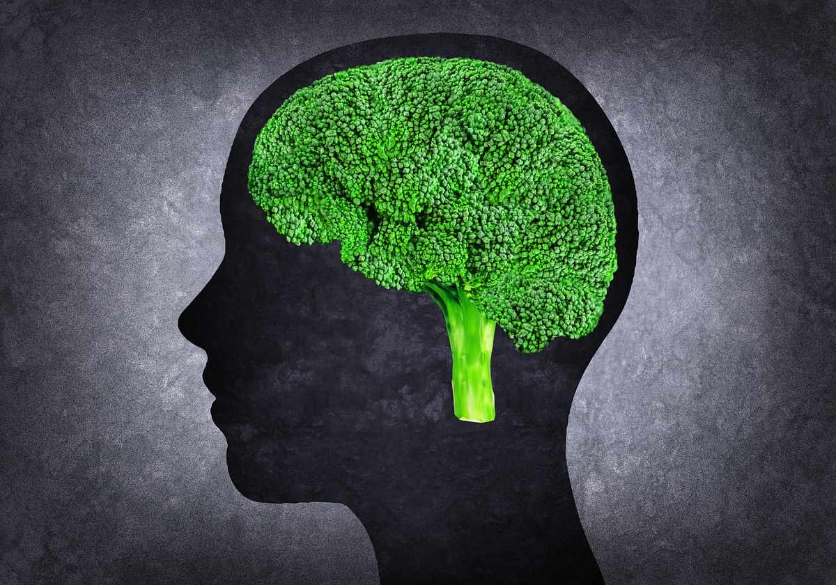 The right kind of food can encourage growth of nerve cells, elevate our mood & improves cognition.