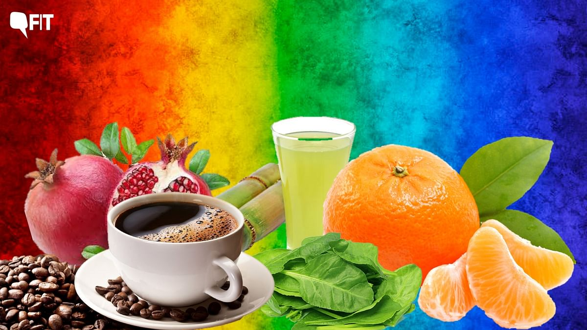 """How often have you heard the phrase """"Eat a rainbow diet"""" and just shrugged and moved on?"""