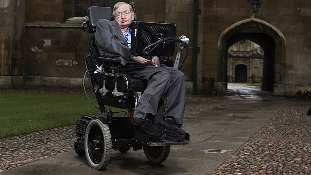 Hawking had a rare form of Amyotrophic Lateral Sclerosis (ALS), also known as motor neuron disease or Lou Gehrig's disease.