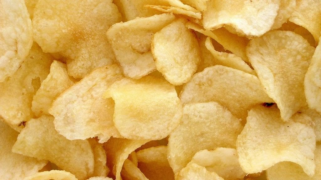 Acrylamide can also be found in foods like potato chips and toasted bread.