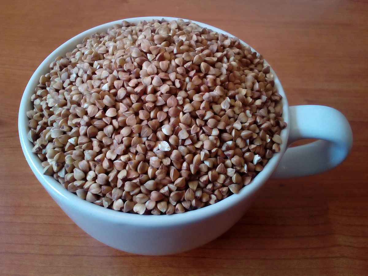 Buckwheat helps improve circulation, lower blood cholesterol and control blood glucose levels