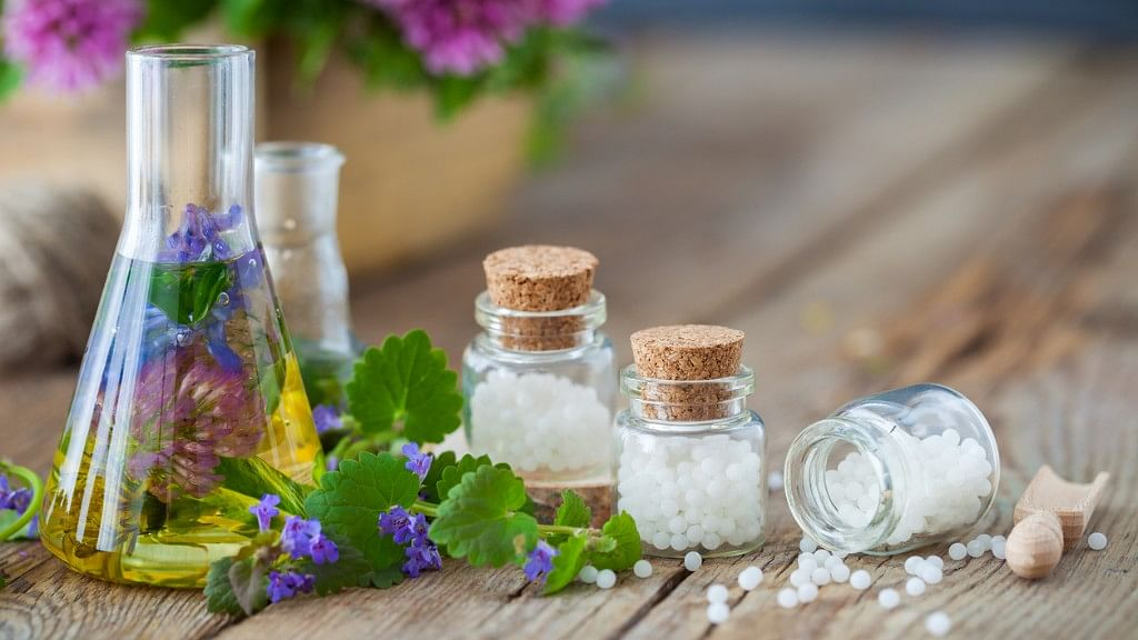 The principles of alternative medicine and allopathy are poles apart.