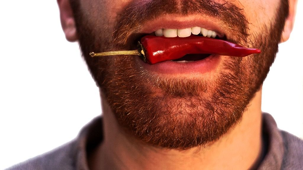 Eating super-hot chili peppers can have painful effects that extend beyond a blazing mouth, doctors warn.