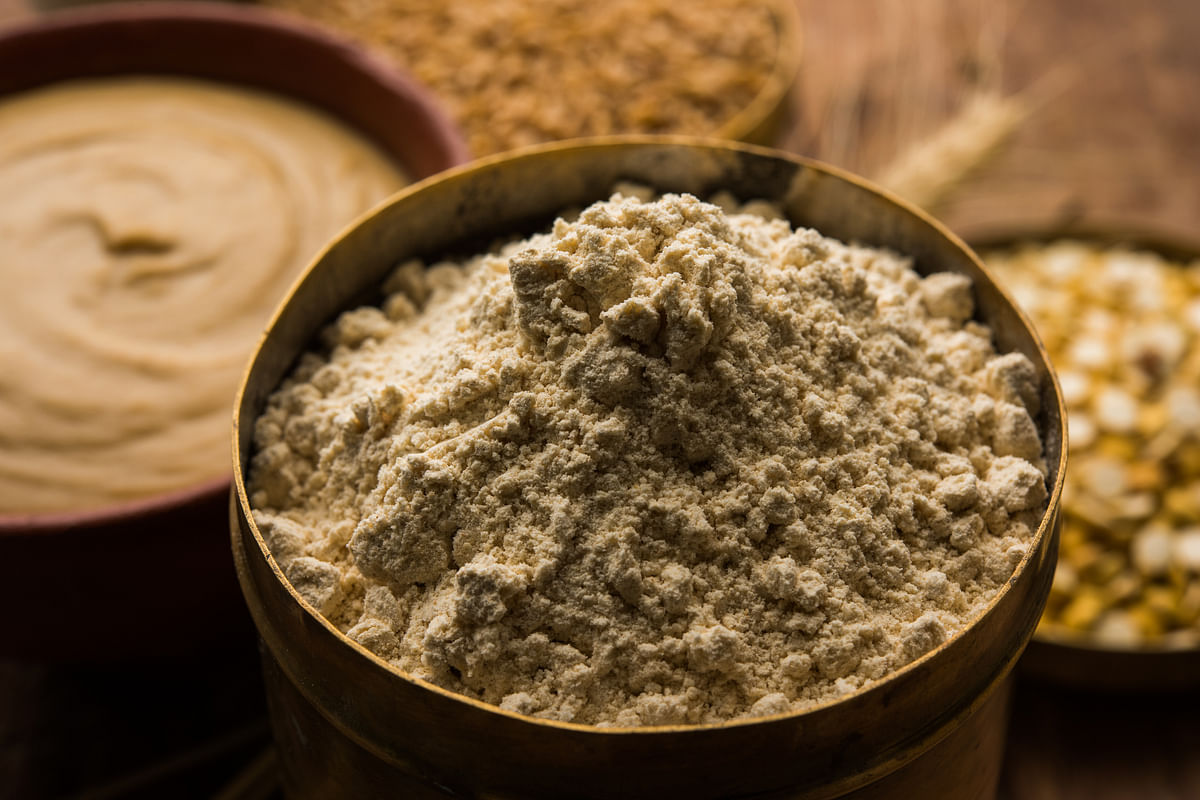 Sattu is good for both weight watchers as well as for muscle builders.