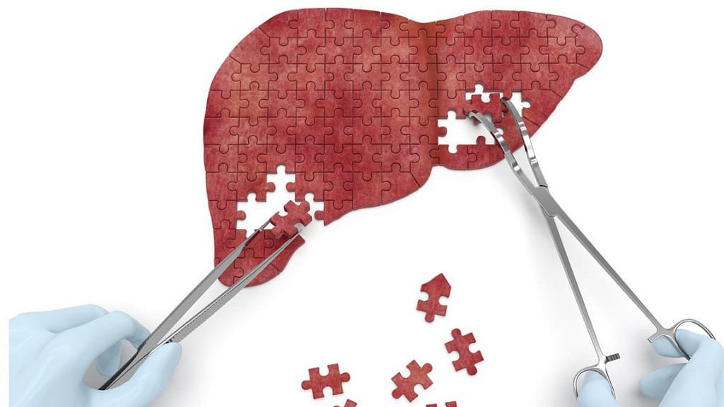 Overexposure to toxins that we eat inadvertently can be harmful to the liver.