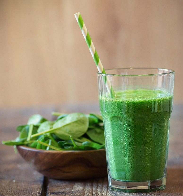 Spinach is one of the most nutrient dense foods we have.