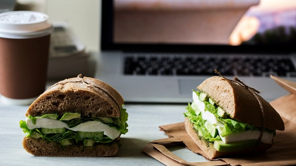 Try these interesting, if a bit unusual lunches all of this week.