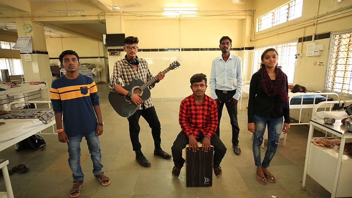 Music Gives Us Hope: Say TB Patients Performing at Sewri Hospital