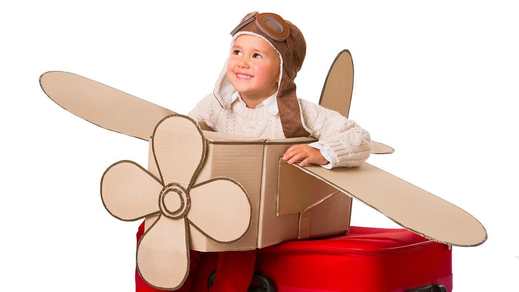 Let's face it. Travelling with a toddler in an airplane can be a nightmare. Be aware and be prepared.