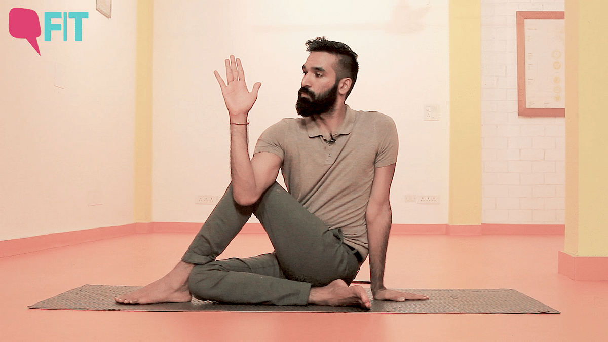 Got issues with digestion, acidity and nausea? Try these yoga asanas.