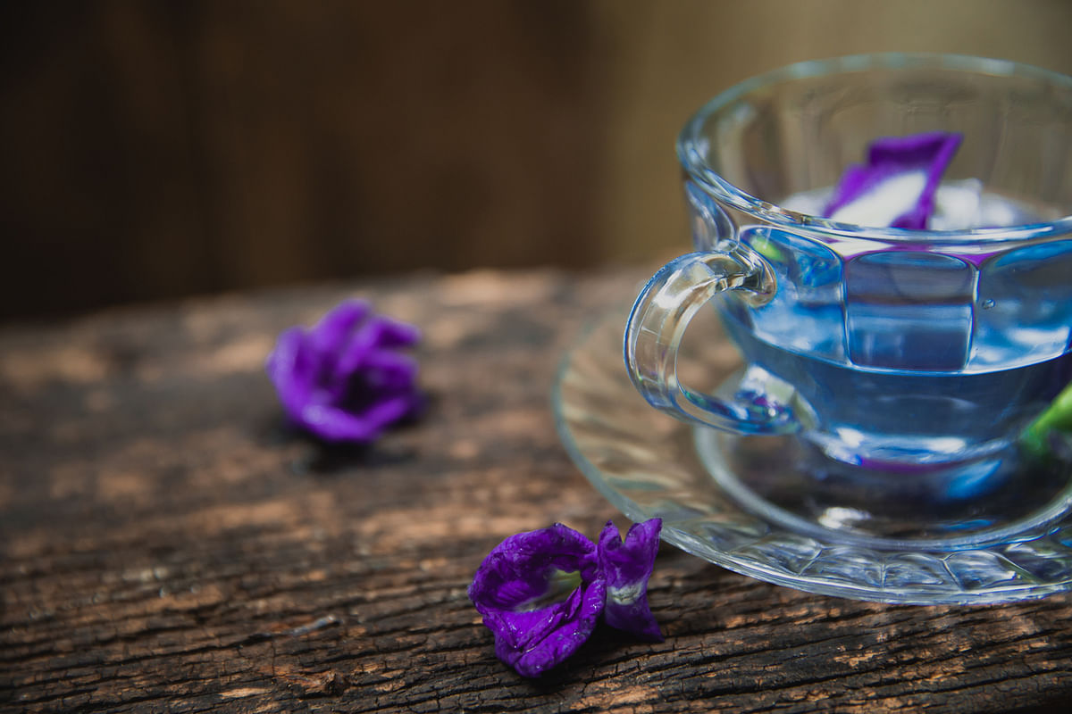 Forget Green, Black! Blue Tea is Here With Its Many Wonders